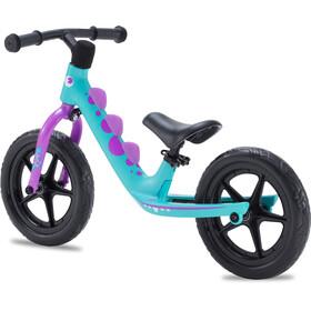 "RoyalBaby RAWR Magnesium Balance Bike 12"" Kids, Turquesa"